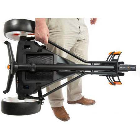 Buy Electric trolley GOLF STREAM VISION  With LITHIUM