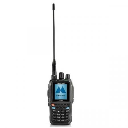 Speaking, opinion, dual band amateur radio what