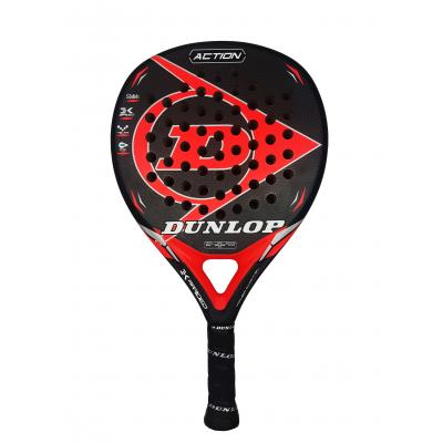 Dunlop Action Red